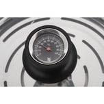 WMF VarioCuisine Thermometer, Ersatzteil für Topfdeckel, Cromargan Edelstahl poliert, backofenfest, hitzebeständig bis 100°C