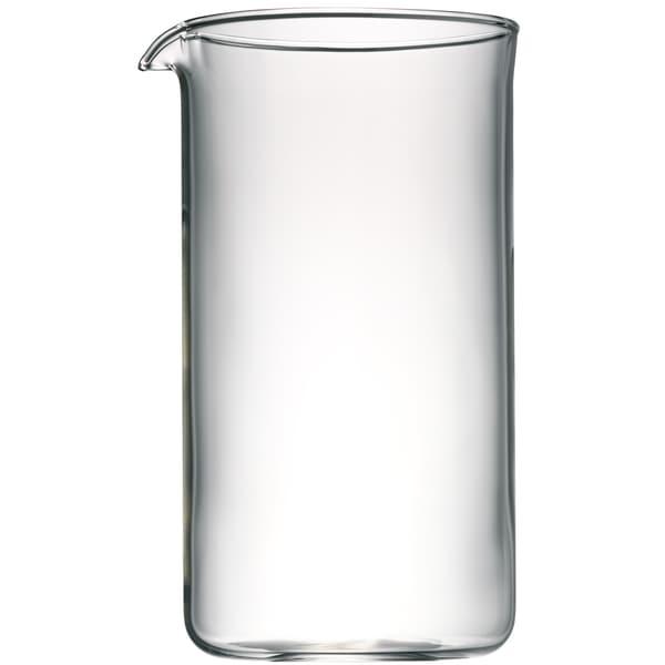 WMF Kult & Zeno Ersatzglas für Coffeepress, Teekanne, Glaseinsatz, Glas, Kaffeebereiter, spülmaschinengeeignet