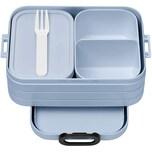 Mepal Bento-Lunchbox Take A Break Nordic Blue midi