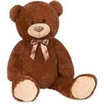 Brubaker XXL Teddybär 100 cm Dunkelbraun