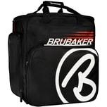 Brubaker Super Champion Skischuhtasche Helmtasche Skischuhrucksack - Schwarz Rot