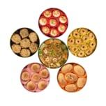 Baladna orientalische Gebäcke und Süßigkeiten 6 x 200g