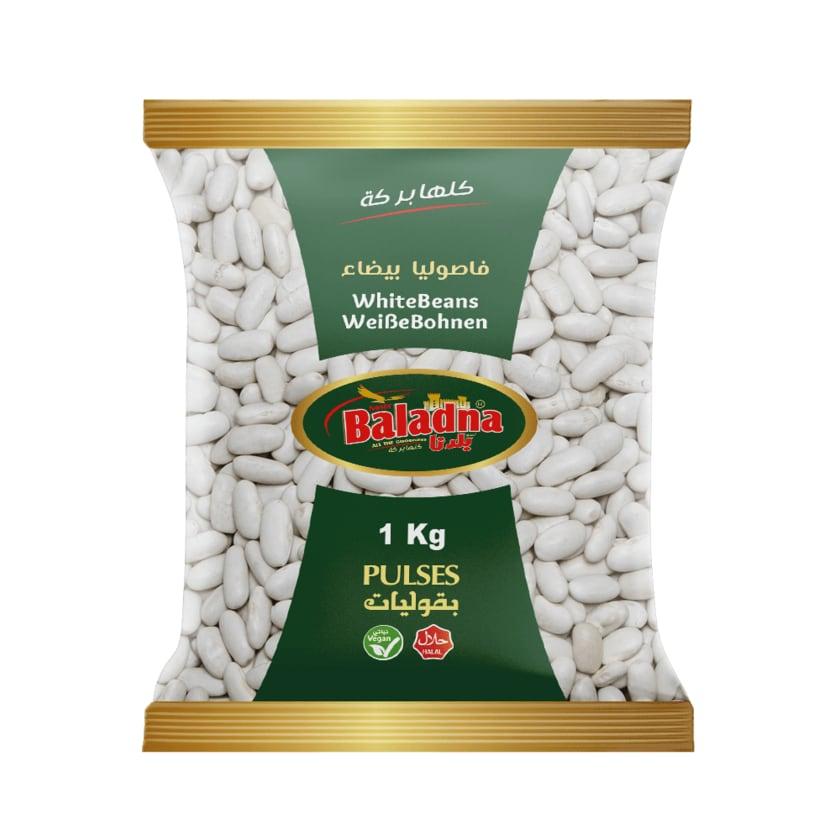 Baladna Weiße Bohnen 1000g