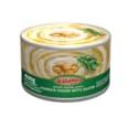 Baladna Hummus Tahini mit Zaater (Thymian- Gewürzmischung) - Arabisch 400g