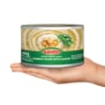 Baladna Hummus Tahini mit Zaater (Thymian- Gewürzmischung) - Orientalisch 400g