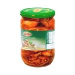 Baladna Makdous (Auberginen gefüllt mit Paprika-Walnuss-Füllung) Halal 400g