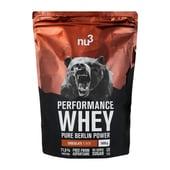 nu3 Performance Whey, Schokolade, Pulver