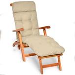 Beautissu Flair Dc Deckchair Auflage