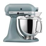 KitchenAid Küchenmaschine Artisan 5KSM175PS nebelblau
