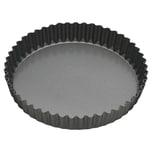 KitchenCraft Quiche-/ Tarteform mit losem Boden 30 cm