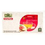Tapal- Grüner Tee mit Apfel Zimt Aroma 45g, 30 Beutel