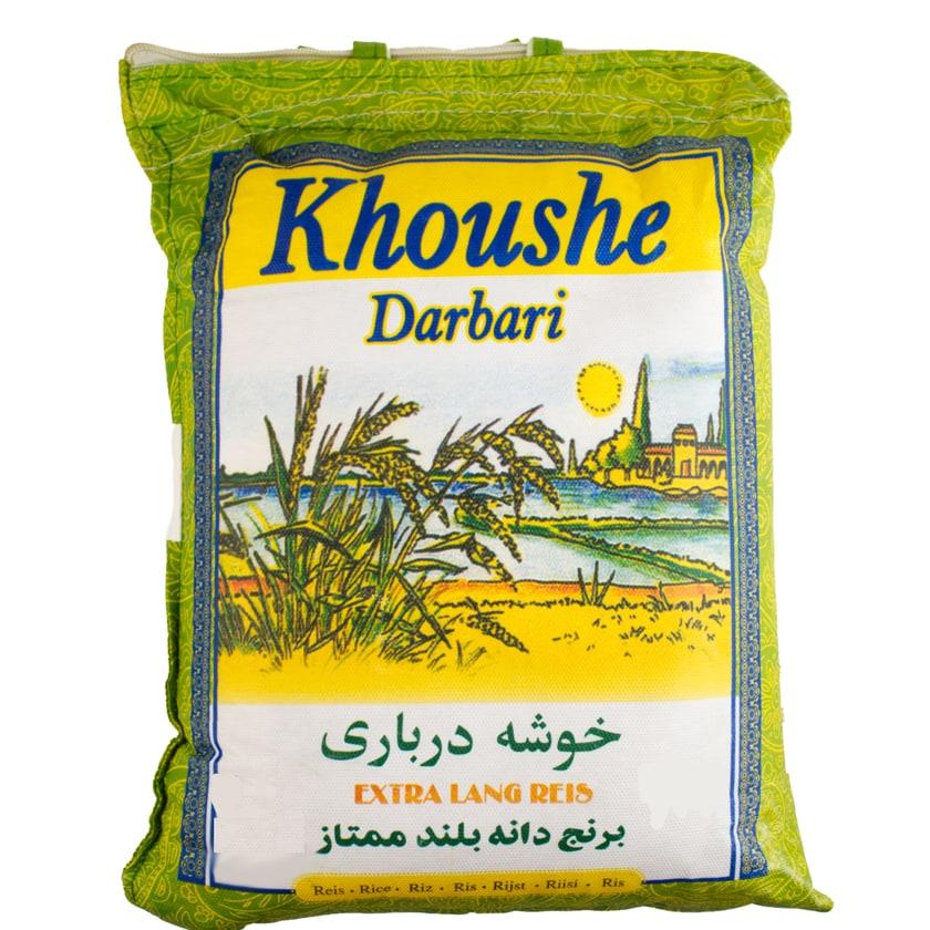 Khoushe Darbari - Basmatireis 5000gr