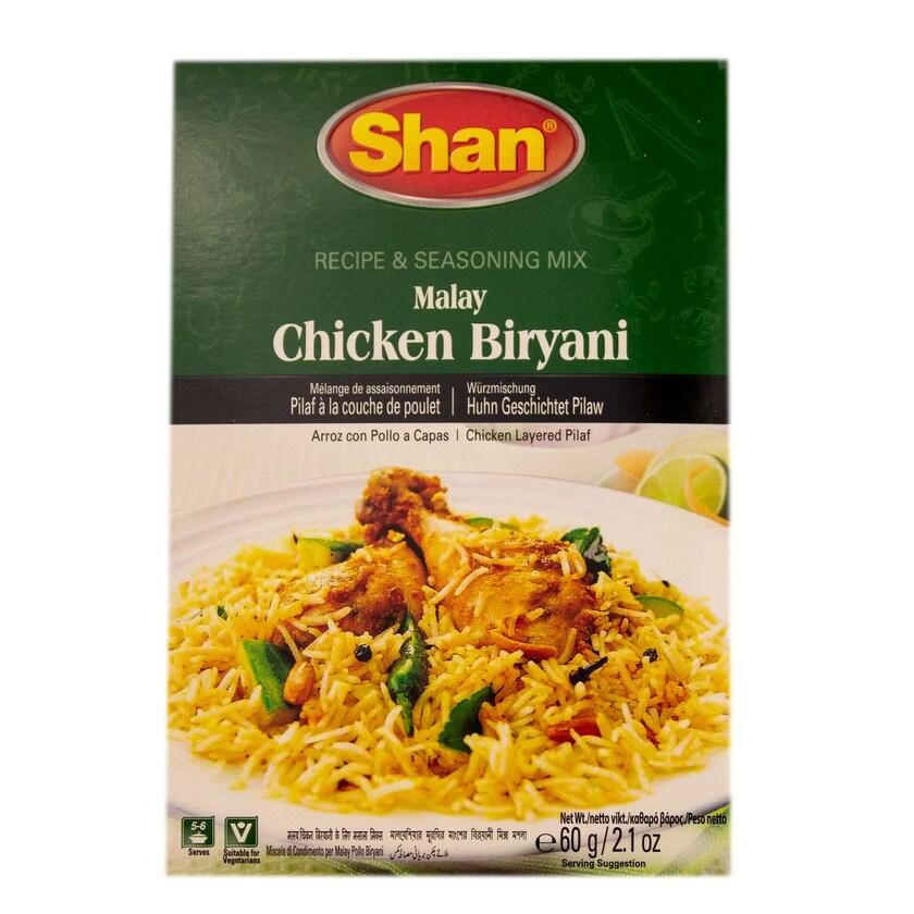 Shan- Malay Chicken Biryani Gewürzmischung 60g