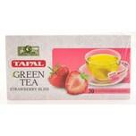 Tapal- Grüner Tee mit Erdbeere 45g, 30 Beutel