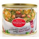 Khanum Khanuma Fertiggericht Ghorme Sabzi Gemüse Eintopf 440g