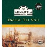 Ahmad Tea- English Tea No.1, Schwarztee 200g, 100 Beutel