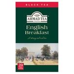 Ahmad Tea- Schwarztee English Breakfast 40g, 20 Beutel