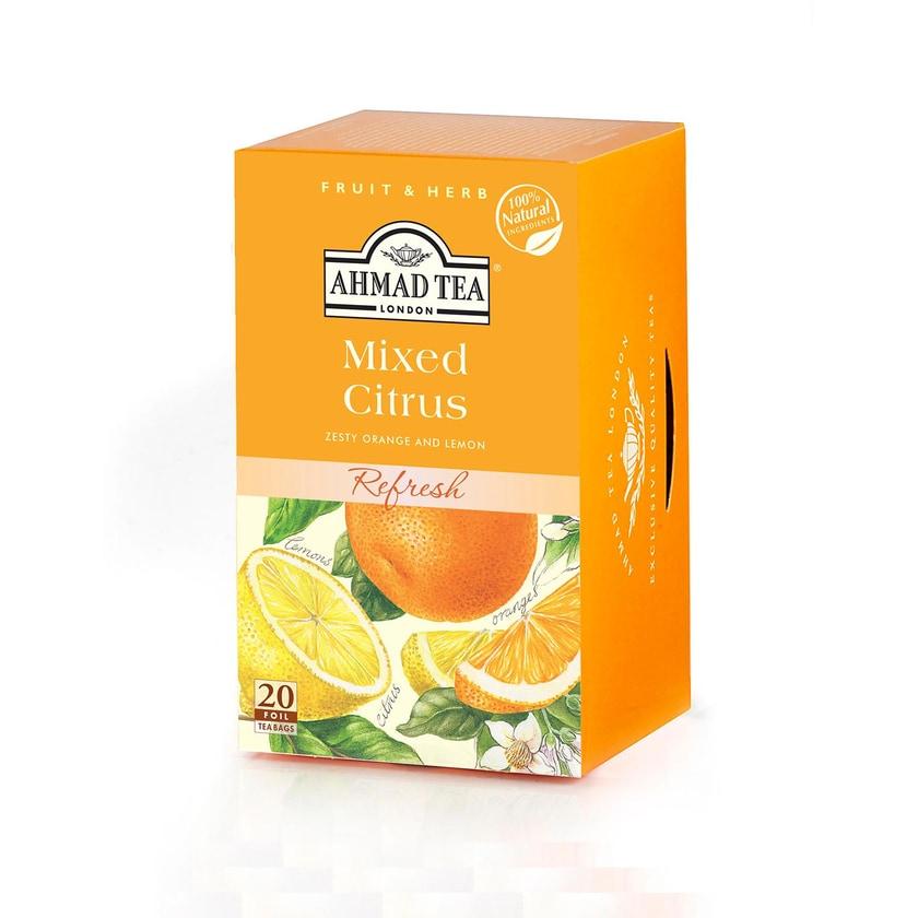 Ahmad Tea-Mixed Citrus 40g, 20 Beutel