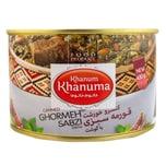 Khanuma - Ghorme Sabzi mit Fleisch 430gr