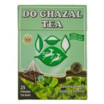Do Ghazal Grüner Tee mit Minzenaroma 50g, 25 Beutel