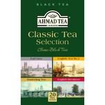 Ahmad Tea- Classic Tea Selection 5 Sorten Schwarzer Tee 40g, 20 Beutel
