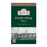 Ahmad Tea- Darjeeling Schwarzer Tee 40g, 20 Beutel