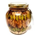 Gülcan Honig Sirup mit gemischten Nüssen 420g
