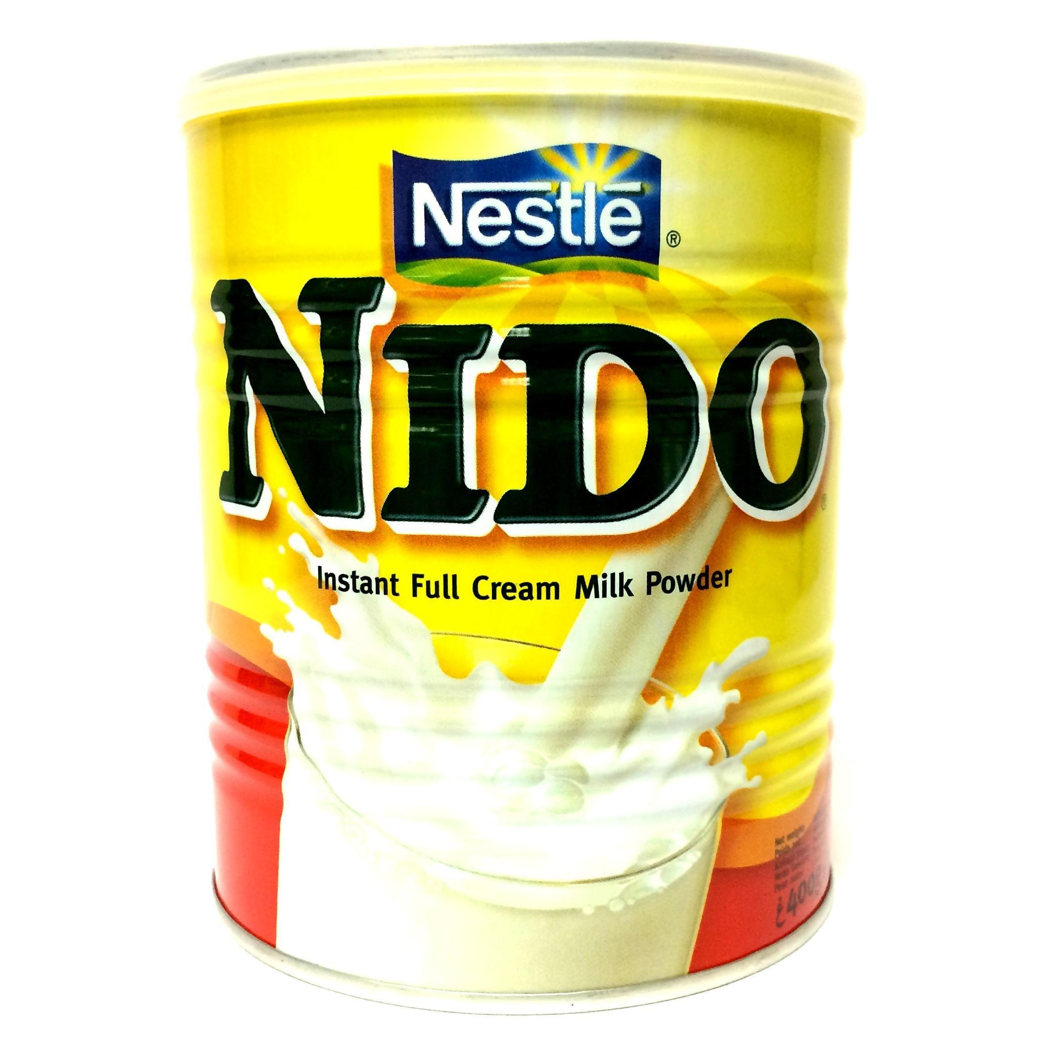 Nido Instant Milchpulver Getränkepulver 400g