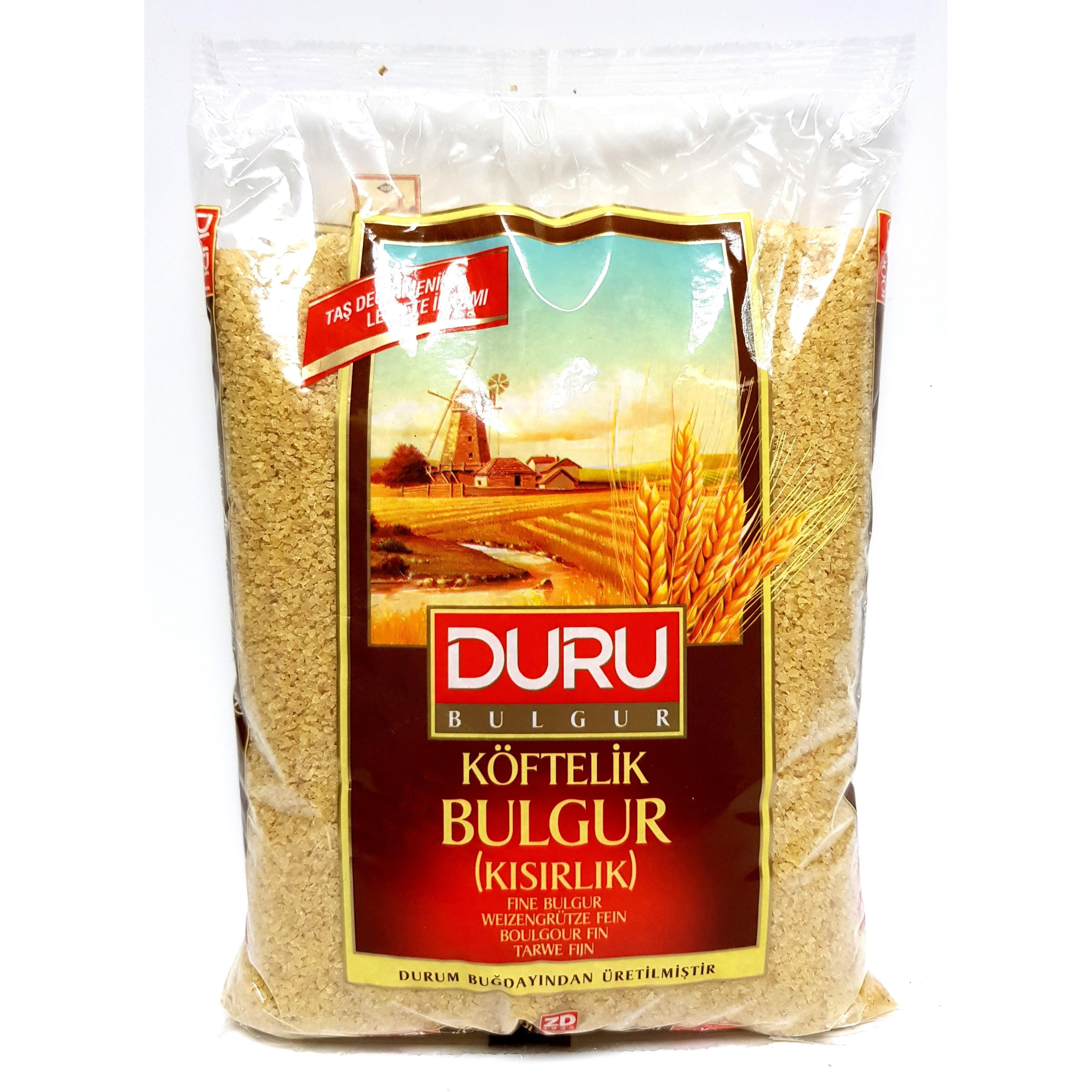 Duru Weizengrütze fein 1000g