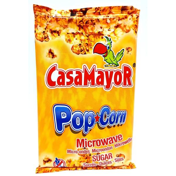 Casa Mayor Mikrowellen Popcorn mit Zucker 100g