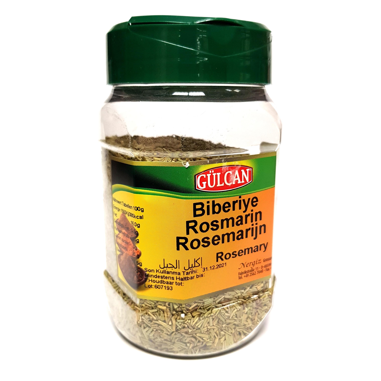 Gülcan Rosmarin - Biberiye - Rosemarijn (100g)