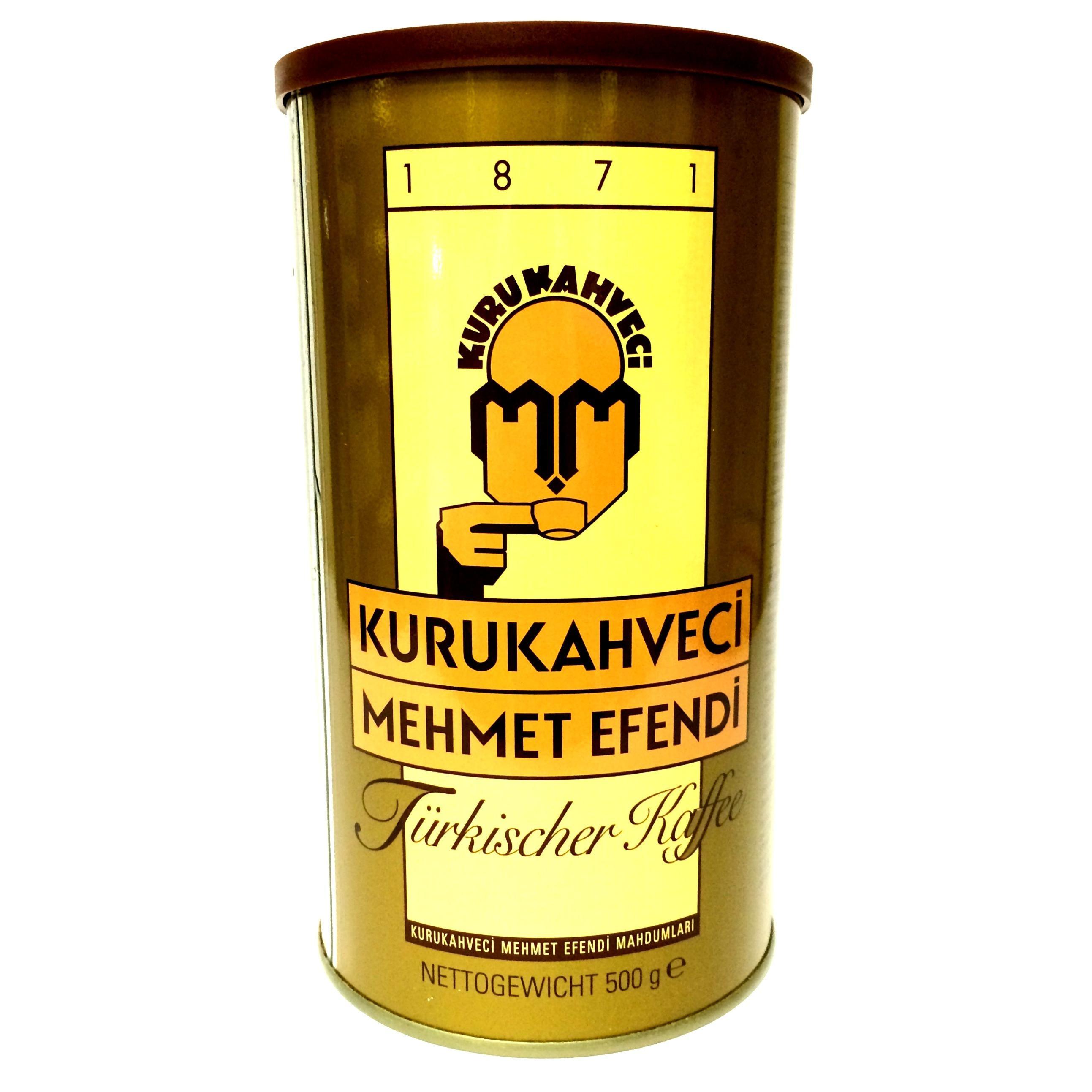 Mehmet Efendi türkischer Mokkakaffee fein gemahlen 500g