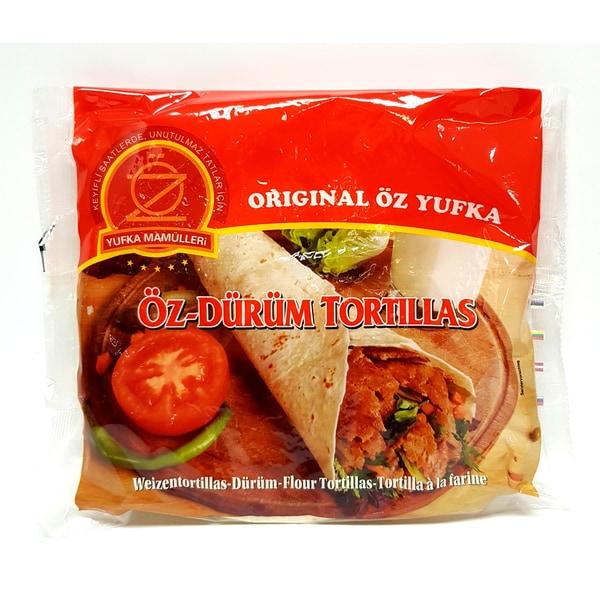 Öz-Dürüm Tortillas-Wrap 16 x Ø 20cm / 640g