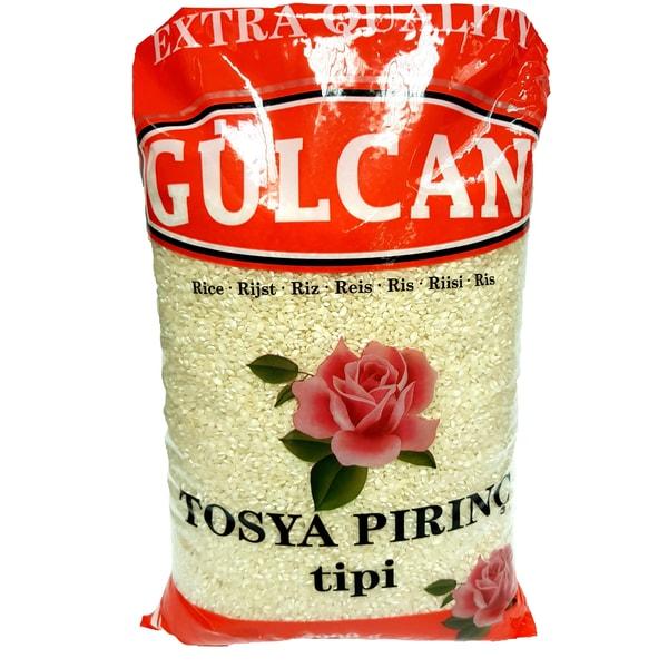 Gülcan Tosya Rundkornreis 5000g