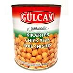 Gülcan vorgekochte Kichererbsen 480g
