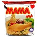 Mama Instantnudelsuppe nach orientalischer Art mit Hühnchengeschmack 55g
