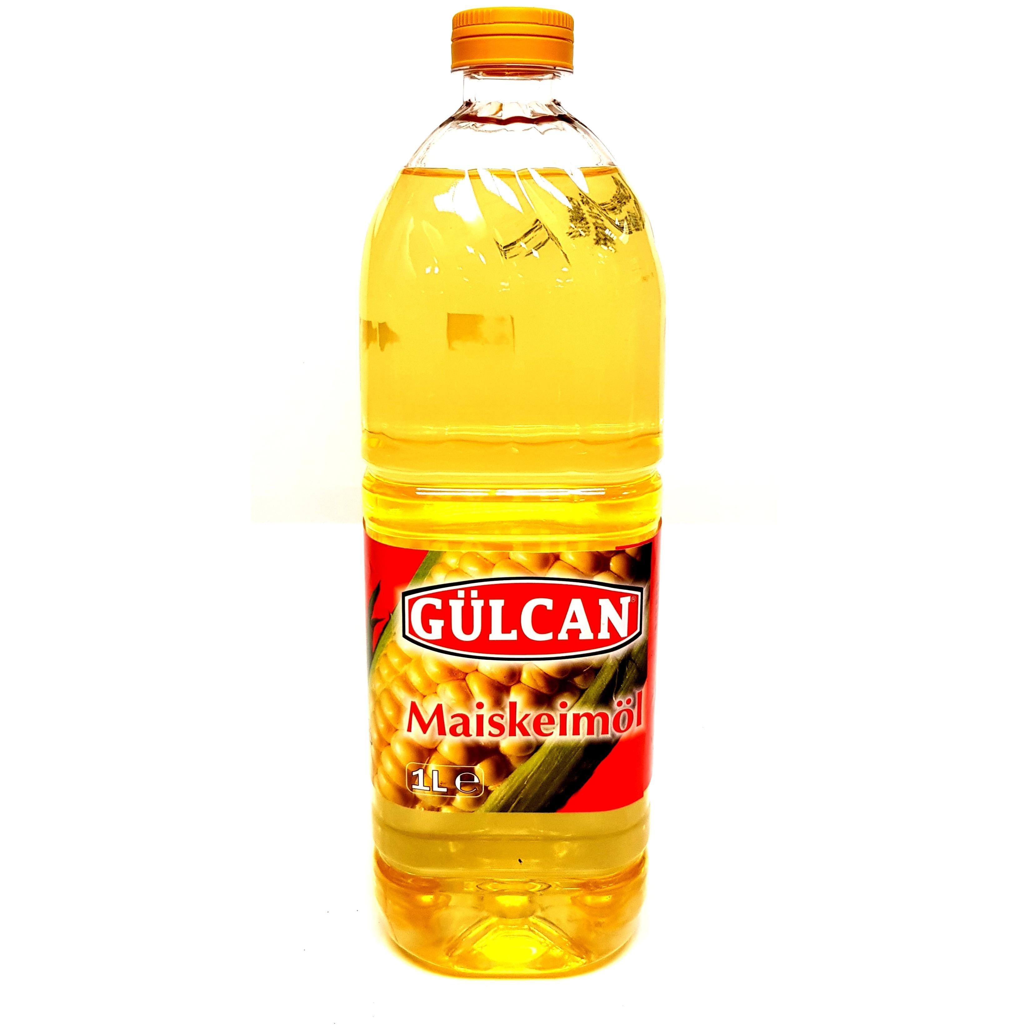 Gülcan Premium Maiskeimöl 1 Liter