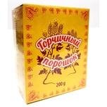 Monolith Senfpulver-Würzmittel Domaschnaja 200g