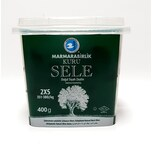 Marmarabirlik getrocknete natürliche schwarze Oliven 2-XS 400g
