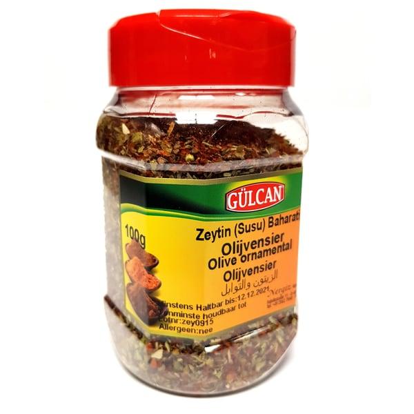 Gülcan Gewürzmischung für Oliven 100g