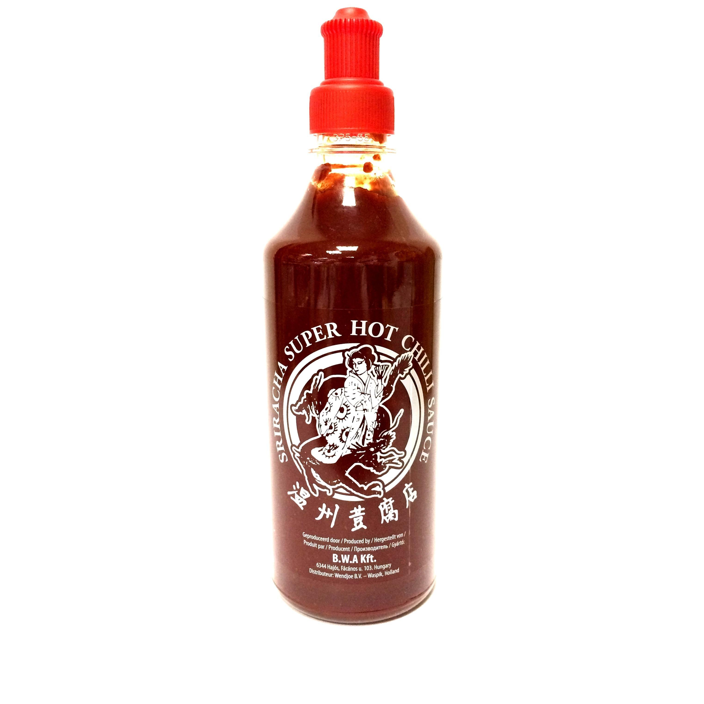 SRIRACHA super scharfe Chilli Sauce 500ml