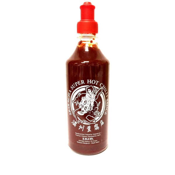 Sriracha Chilli Sauce super scharf 500ml