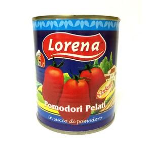 Lorena geschälte Tomaten 480g