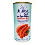 Efepasa Burcu Geflügelwürstchen 250g