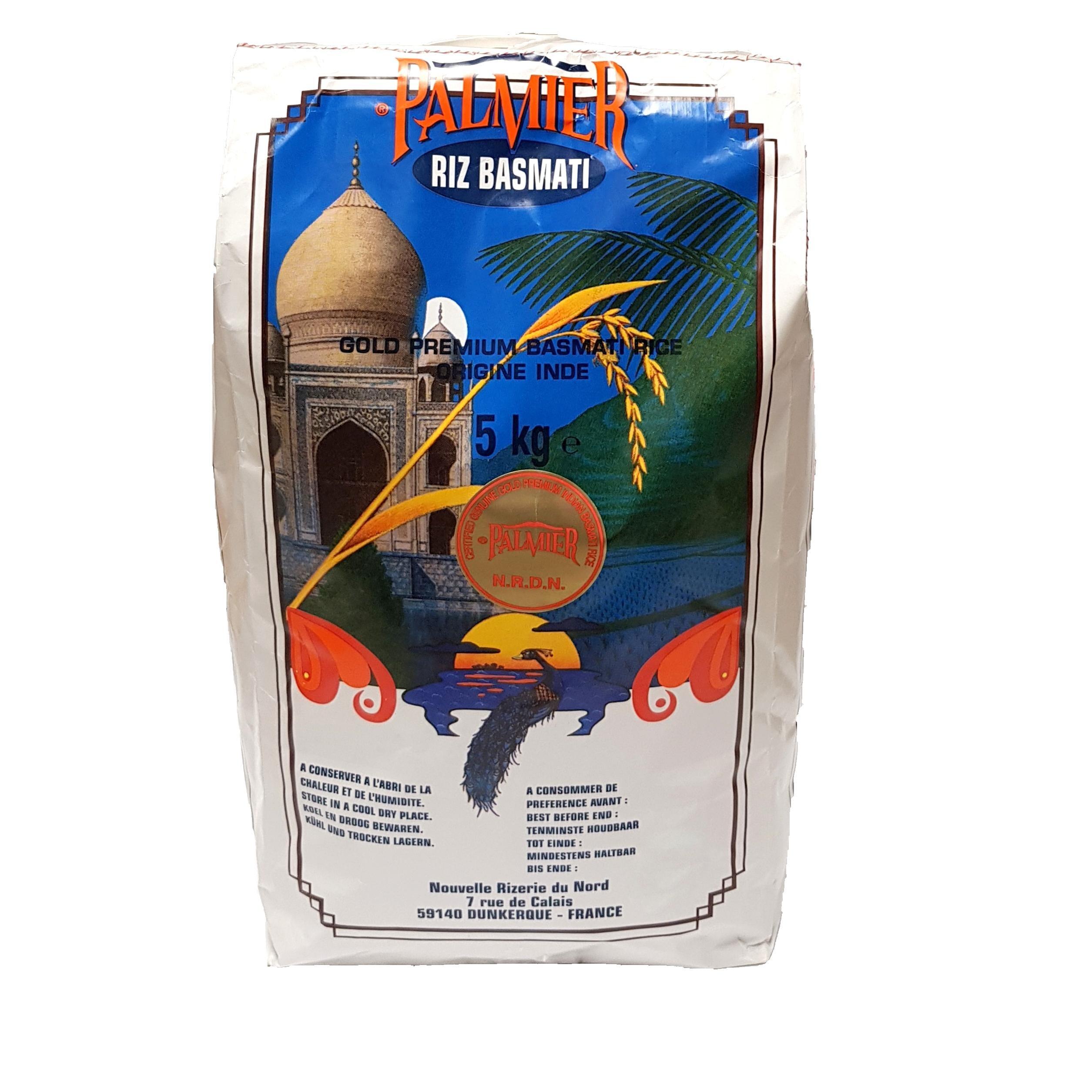 Palmier Basmati Reis 5000g