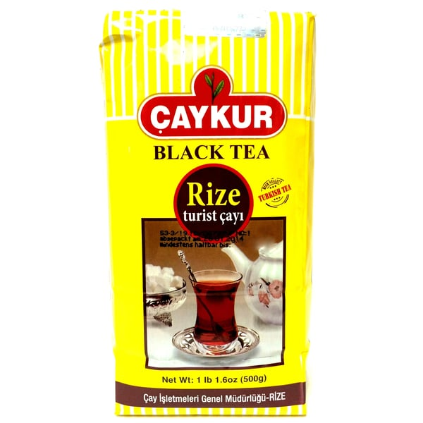 Caykur Rize Turist Schwarzer Tee 500g