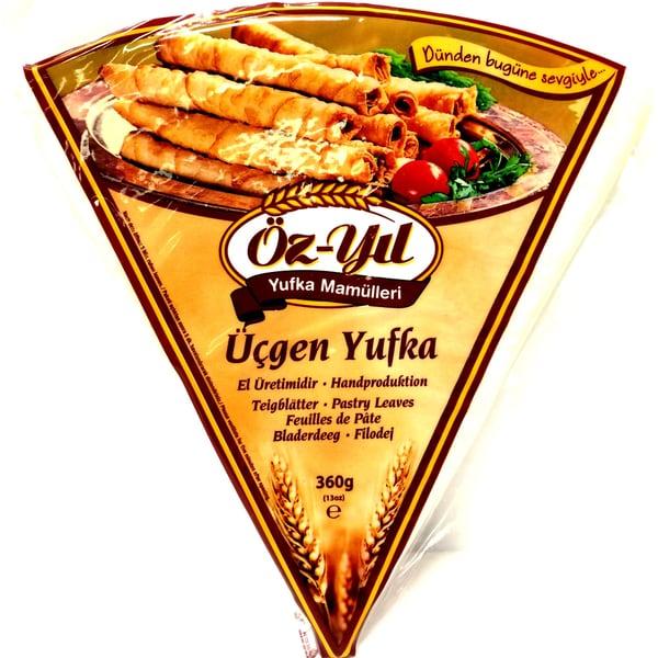 Öz-Yil Dreieckiger Blätterteig Filoteig 360g