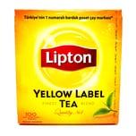 Lipton Yellow Label Tea Schwarzer Tee 150g, 100 Beutel
