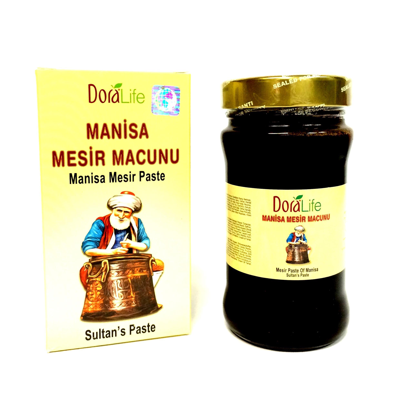 DoraLife Manisa Osmanische Mesir Paste 400g