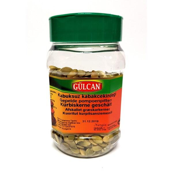 Gülcan geschälte Kürbiskerne 170g